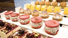 Just in case you missed Good Living in the SMH today, Adriano Zumbo is looking at opening a shop in Mona Vale on the Northern Beaches! Zumbo Cakes, Zumbo Desserts, Chef Recipes, Sweet Recipes, Yummy Recipes, Adriano Zumbo, Yummy Drinks, Yummy Food, Sydney