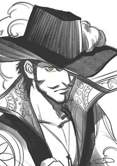 One Piece: Mihawk