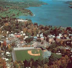 Cooperstown. Home of the National Baseball Hall of Fame and Museum and also one of the most serene and scenic towns in the state of NY.