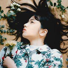 #小松菜奈 #nanakomatsu #soupmagazine #濱田英明