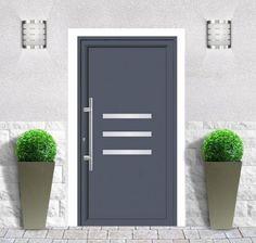 Les Portes Dentrée PVC Pour Votre Habitat Le PVC Résiste Aux - Joint pour porte d entree
