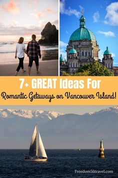 Romantic Getaways in Canada are plentiful in beautiful British Columbia on Vancouver Island! From spa retreats to luxury boutique hotels you'll find exactly what you need to rekindle that flame. babies flight hotel restaurant destinations ideas tips Canada Travel, Travel Usa, Travel Tips, Travel Ideas, Travel Hacks, Travel Packing, Solo Travel, Budget Travel, Columbia Travel