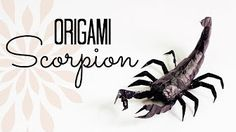 origami chien - YouTube