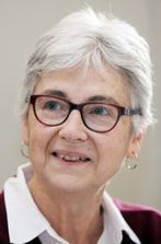 Muriel Casals, a clue leader for the Catalan process. Economist, head of Omnium,a cultural organization aimed to preserve Catalan language. Today, an important social power supporting the right to vote for  Catalonia's  independence