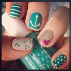 Nautical mani
