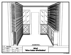 Wine Cellars - Check out this new uniquely designed custom wine cellar installed Memphis Tennessee Wine Cellar Design, Memphis Tennessee, Wine Cellars, Wine Storage, Illinois, Chicago, Gallery, Building, Wood