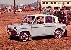 1962 Mazda Carol    Japan