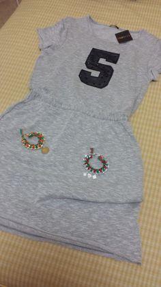 #nuoviacquisti #nuovecreazioni #bracelets #tezenis #dress http://angieclausblog.com/2014/08/30/nuovi-acquisti-e-nuove-creazioni/