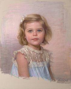 Pastel, Portraits Inc