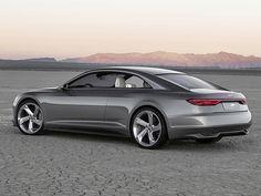 Audi prologue: Design-Studie zeigt Luxus-Coupé A9