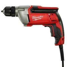 "Milwaukee 0240-20 3/8"""" 2,800 RPM Tradesman Drill"