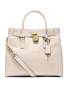 MICHAEL Michael Kors  Hamilton Large Tote. I have the matching wallet and i wan this so bad!!