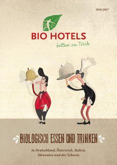 """BIO HOTELS bitten zu Tisch, 2016/2017  Bio-Produkte in Restaurants (und Hotels) sind selten. Leider! Die Strukturen zur Belieferung der Gastronomie, der immer größer werdende Anteil von Fertiggerichten und letztlich die Verbindlichkeit beim Einsatz von Bio-Produkten sind eine Herausfordung für Köche, die in dieser Liga arbeiten möchten. Genau diese Verbindlichkeit ist es, die """"Bio"""" von allen anderen, oft schönen Begriffen am Markt unterscheidet. Von """"natürlich"""" bis """"regional"""" erfüllen… Bio Restaurant, Bitten, Hotels, Regional, Restaurants, Spaces, Fine Dining, Convenience Food, Restaurant"""