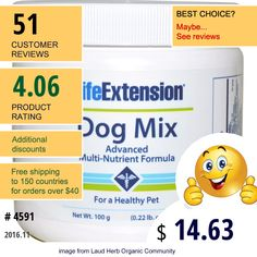 Life Extension #LifeExtension #PetCare #PetMultivitaminsMinerals