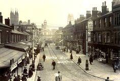 Abingdon St. Glasgow, Edinburgh, Blackpool Uk, Vintage London, Remodeled Campers, Local History, Dublin, Old Photos, United Kingdom