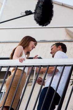 Le tournage de «Fifty Shades» est terminé. Après plusieurs mois ensemble, Dakota Johnson retourne aux Etats-Unis et Jamie Dornan rentre…