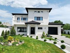 Proiect Casa Rezidentiala Galati – Profile Decorative Beautiful House Plans, Beautiful Homes, Building Facade, Home Room Design, Facade House, House Rooms, Home Fashion, Home Goods, Sweet Home
