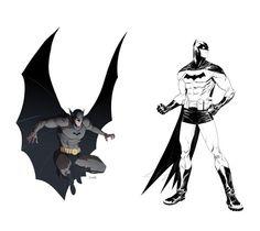Batman 1939 by Dan Mora