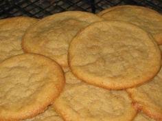 No Fail Sugar Cookies!