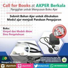 Call for books, share your modul • • #akper #akademi #keperawatan #akperberkala #cibubur #depok #cileungsi #bekasi #bogor #tangerang #jakarta #indonesia #mahasiswa #kampus #kuliah #perawat #nakes #nurse #profesi