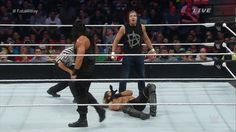 Roman Reigns, Seth Rollins & Dean Ambrose