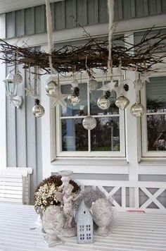Here are the Scandinavian Christmas Decoration Ideas. This post about Scandinavian Christmas Decoration Ideas was posted under the category. Scandinavian Christmas Decorations, Christmas Window Decorations, Rustic Christmas, Winter Christmas, Christmas Home, Christmas Crafts, Snowman Crafts, Christmas Branches, Winter Decorations