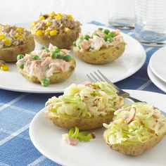 Jacket potatoes are a healthy and cheap meal and can be livened up with lots of different toppings. Cooking them in the microwave speeds up the process considerably, but loses the crunchy …