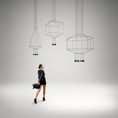 General lighting   Suspended lights   Wireflow   Vibia   Arik. @ Lichtstudio Eisenkeil #lichtstudio