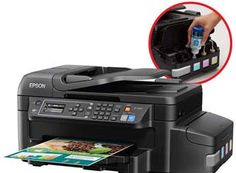 Epson WorkForce ET-4550 EcoTank All-in-One Printer. The Epson WorkForce ET-4550 EcoTank All-in-One Printer costs a lot for a personal multifunction printer (MFP), but it comes with all the ink most users will ever need.