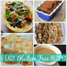 Gluten-Free Recipe Roundup: Banana Bread, Cream of Chicken Soup & More #ddlifestyle
