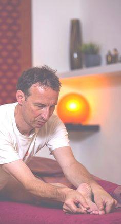 Ayurveda Therapeut Mag. Lutz Mossbauer