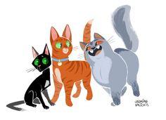 Three little apprentice babs