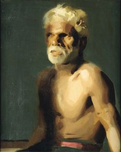 Originally conceived as an anthropological record, Percy Leason's powerful 1934 portraits of Victorian Aboriginal people are today considered to be a highlight of 20th century Australian portraiture