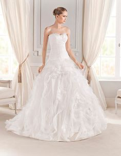 ELEMIRE, Wedding Dress LA SPOSA DREAMS 2015