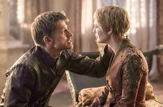HBO's Game of Thrones Season 6 Jaime and Cersei Lannister