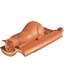 Roof finial tile by Creaton AG