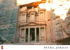 Petra, Jordan - an incredible ancient city that you have to see in person. #bucketlist #travel 45 Must See Places - Brownell Travel