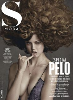 Jugara Peinarse (S Moda for El Pais) David Roemer - Photographer Carlos Ramirez - Editor Chabela Garcia - Fashion Editor/Stylist Peter Gray - Hair Stylist Alejandra Muñoz - Casting Director Liang - Manicurist Lindsey Wixson - Model Lindsey Wixson, Michelle Obama, Beauty Photography, Fashion Photography, Hair Romance, Fashion Cover, Fashion Mag, Photoshop, Beauty Shoot