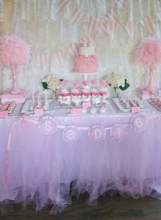 329 Best Party Babyshower Mostly Pink Images Baby Shower