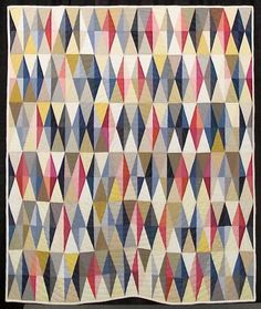Diamond Quilt by Tara Faughnan