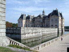 Vaux Le Vicomte France