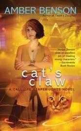 Calliope Reaper-Jones Series, Book 2: Cat's Claw
