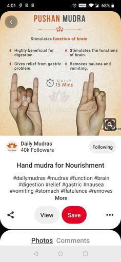 Acupressure Treatment, Acupressure Points, Kundalini Yoga, Yoga Meditation, Chakras, Hand Yoga, Face Yoga Exercises, Hand Mudras, Affirmations For Anxiety