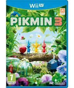 Pikmin 3 Wii U Game.