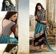 beauty in sari