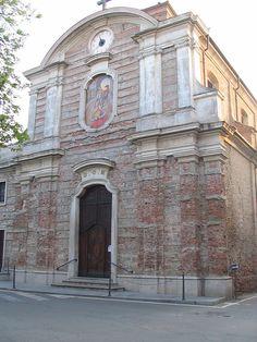 Chiesa di Sant'Ippolito a Nizza Monferrato (AT) | Scopri di più nella sezione Itinerari tematici del portale #cittaecattedrali