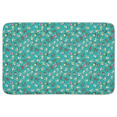 Uneekee United Baby Nation Bath Mat
