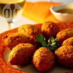 Bolinho de bacalhau @ allrecipes.com.br