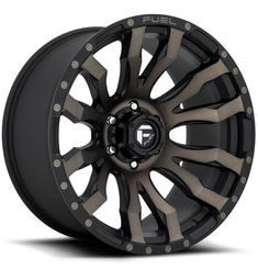 Fuel Blitz - Black and Machined w/ Dark Tint - Wheel Warehouse Rims For Cars, Rims And Tires, Wheels And Tires, Truck Rims, Truck Wheels, Fuel Rims, Off Road Wheels, Wheel And Tire Packages, Chevy Silverado 1500