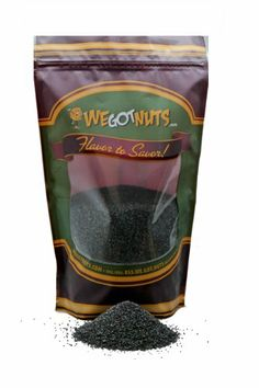 Poppy Seeds , Whole Black - We Got Nuts (5 LBS.) - http://spicegrinder.biz/poppy-seeds-whole-black-we-got-nuts-5-lbs/